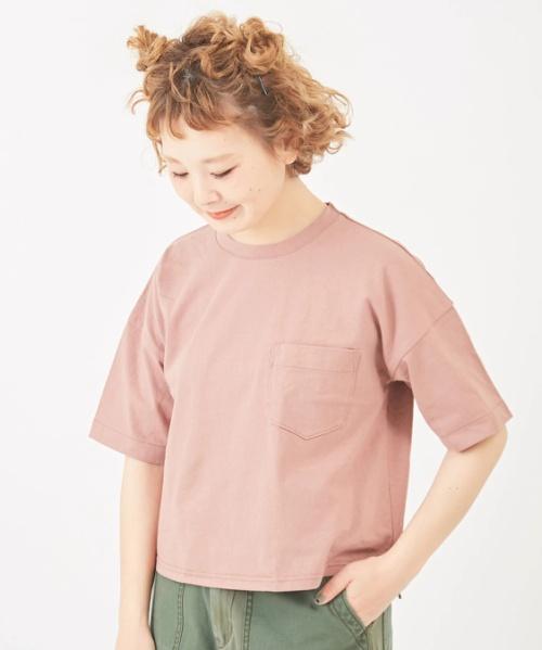 【セール除外商品】空紡糸天竺ボトル入りビッグTシャツ
