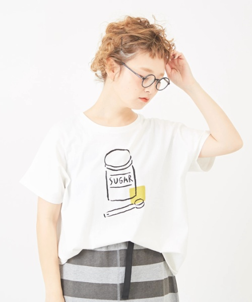 クリエイターズメイド OE天竺 ヤッコTシャツ