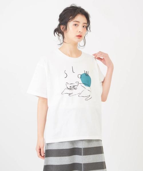 【セール除外商品】クリエイターズメイド OE天竺 クルーネックTシャツ