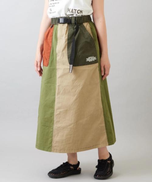ストレッチツイル クライマースカート