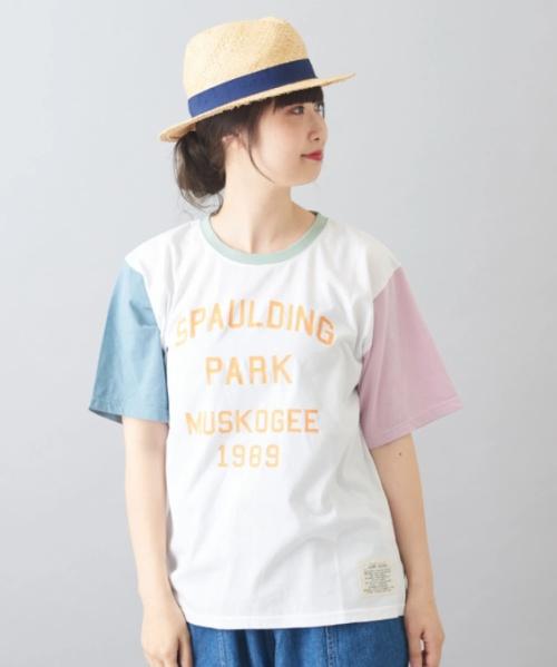 天竺 High Cool クルーネック Tシャツ