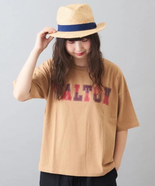 OE天竺 ボックスTシャツ