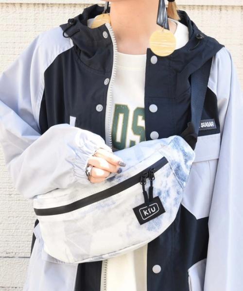 【セール除外商品】KiU(キウ) WATERPROOF BODY BAG